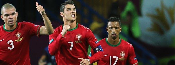 C. Ronaldo : « Nous sommes à un pas de la finale »