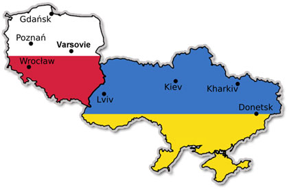 Pologne Ukraine Euro 2012